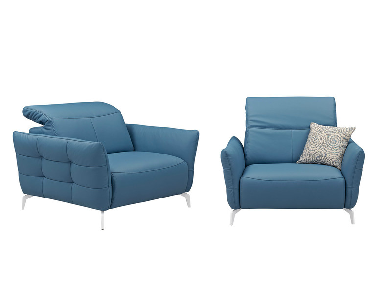 Upholstered fabric armchair with armrests LIVEA | Armchair by GAUTIER FRANCE
