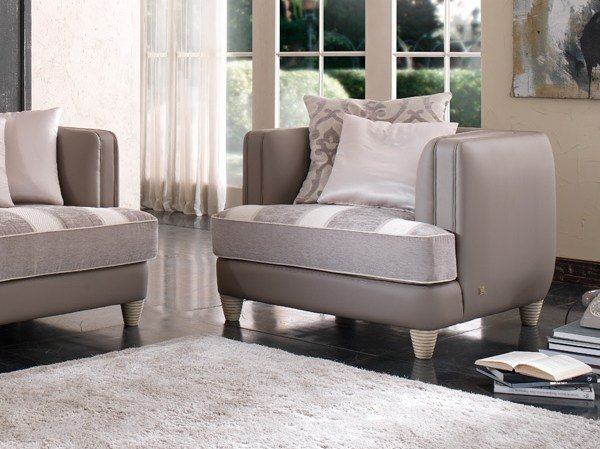 Armchair with armrests PRESTIGE | Armchair by Gold Confort
