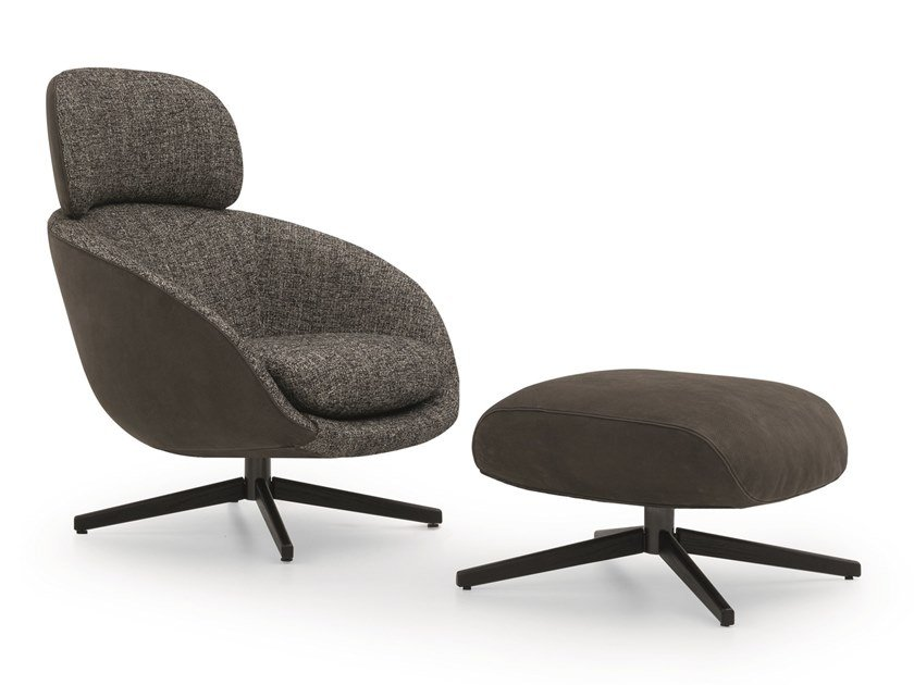 Armchair RUSSELL | Armchair by Minotti