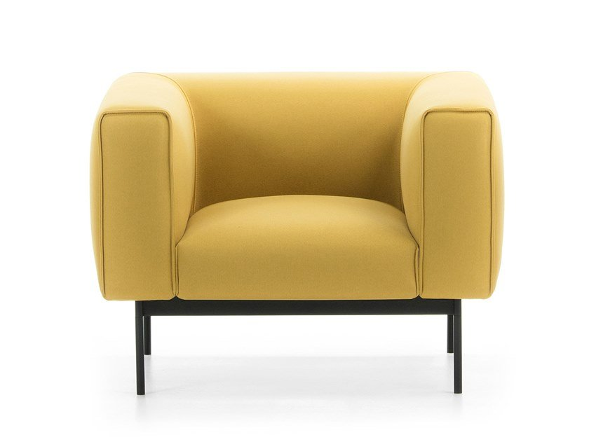 Armchair with armrests CONVERT | Armchair by prostoria