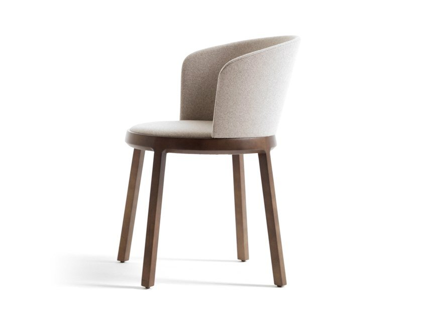Fabric chair ARO 691T by Capdell