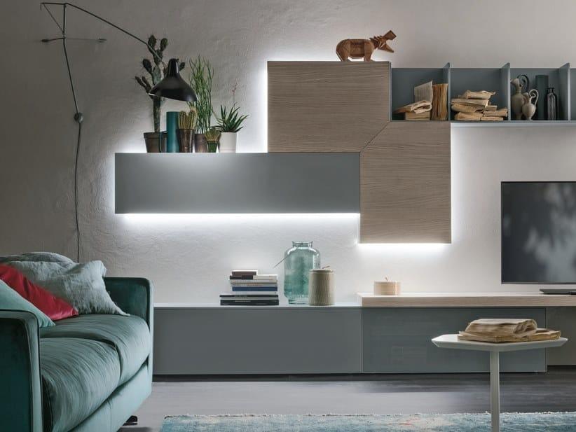 Illuminazione per mobili AROUND LIGHT by Gruppo Tomasella