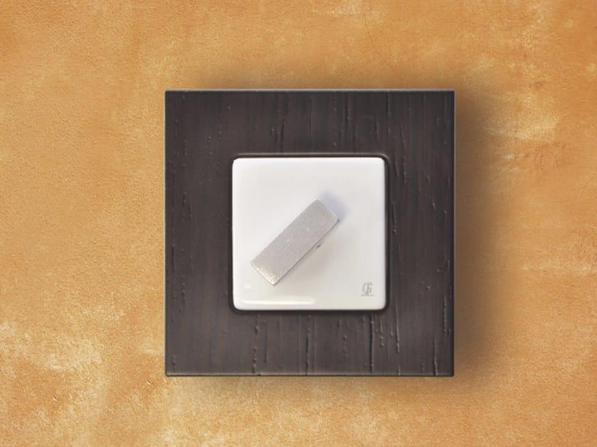 Electrical socket ARREDA SQUARE - 10 by GI Gambarelli