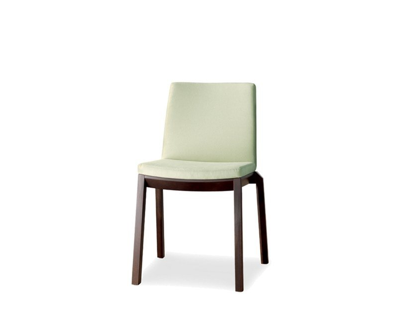 Stackable fabric chair ARTA | Fabric chair by Wiesner-Hager