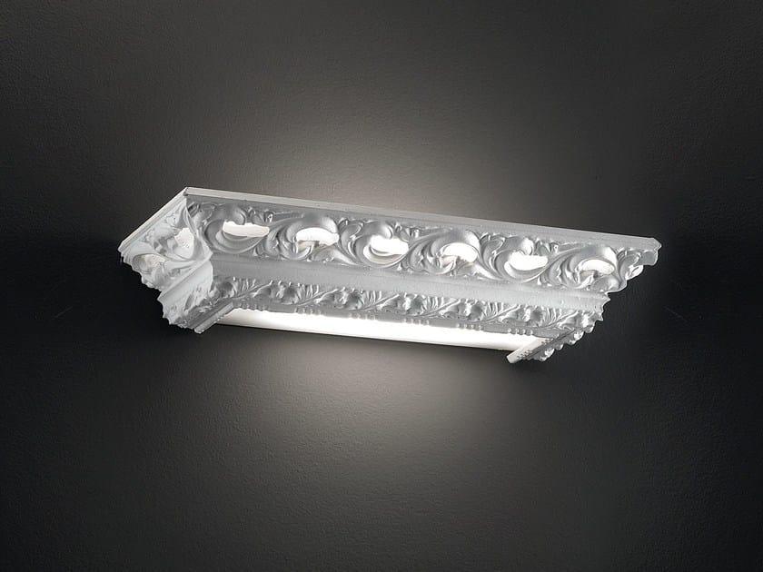 Applique a LED a luce diretta e indiretta in poliuretano ARTÈ | Applique by Masiero