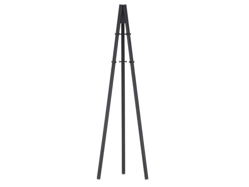 Ash coat stand ARTEK - KIILA COAT STAND Black by Archiproducts.com