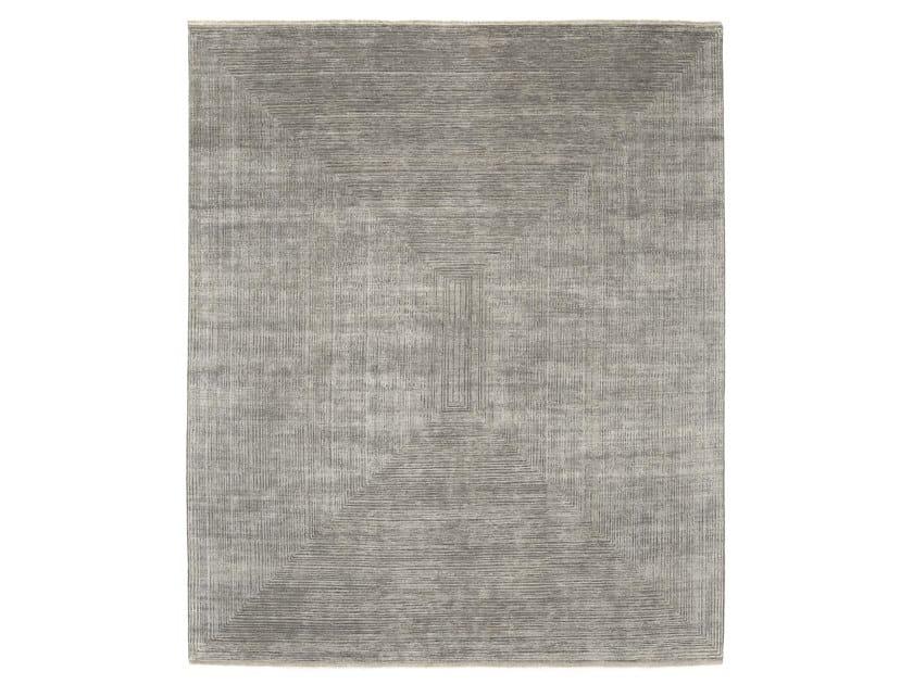 Handmade custom rug ARTLINE 1506 by Thibault Van Renne