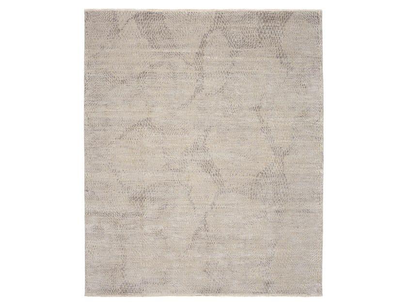 Tappeto fatto a mano su misura ARTLINE 18 - P1-P4 by Thibault Van Renne