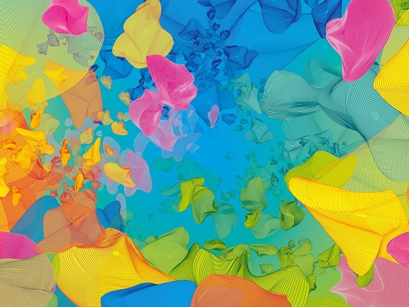 Digital printing wallpaper 471537 | Wallpaper by Architects Paper