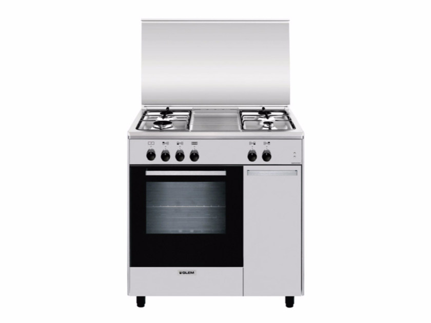Cooker AS854EI | Cooker by Glem Gas
