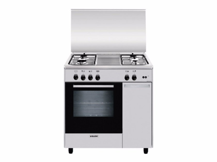 Cooker AS854GI | Cooker by Glem Gas