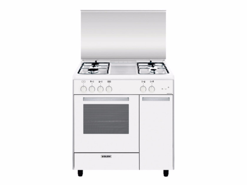 Cooker AS854GX | Cooker by Glem Gas