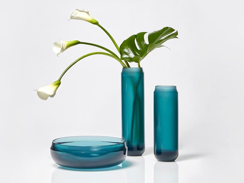 Vaso in Cristalmood® ASA by Antonio Lupi Design