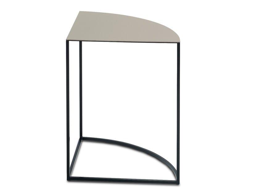 Tavolino di servizio triangolare ASCOT JR-T938 | Tavolino triangolare by JORI