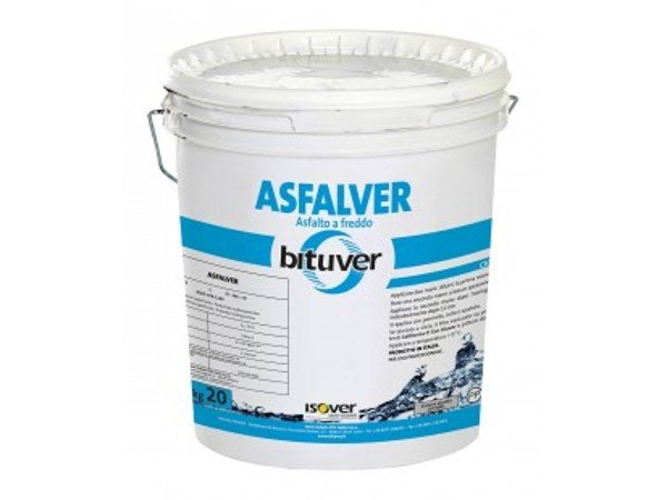 Bitumen and bituminous binder ASFALVER by BITUVER
