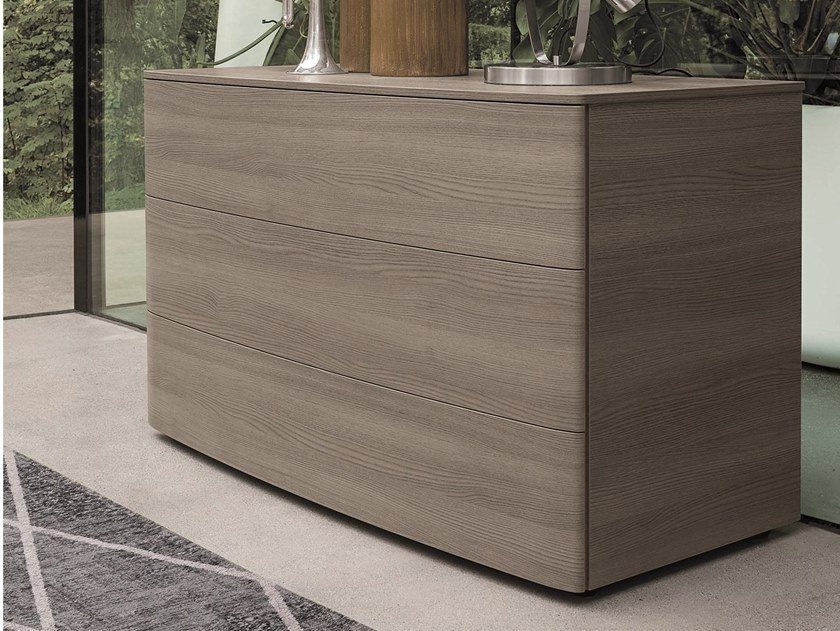 Ash chest of drawers PICCADILLY | Ash chest of drawers by Gruppo Tomasella