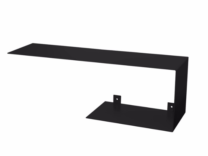 Contemporary style steel wall shelf ASH0060 - 0061 | Wall shelf by Gie El Home