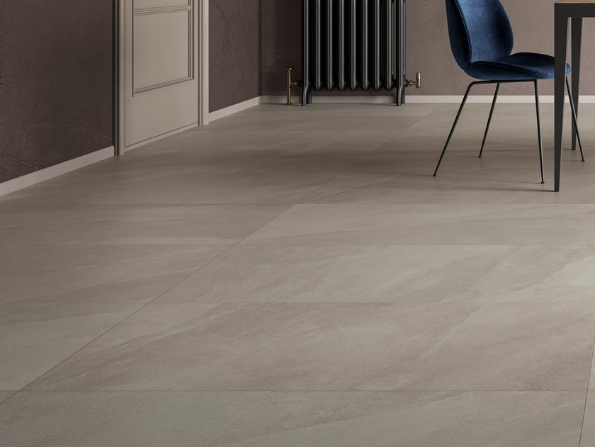 Porcelain stoneware wall/floor tiles with stone effect ASHIMA B by Ceramica d'Imola