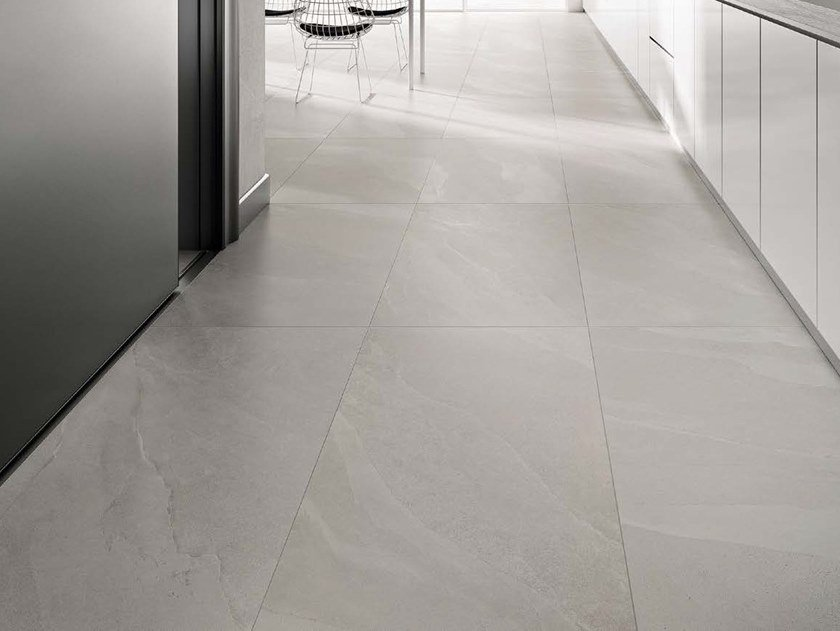 Porcelain stoneware wall/floor tiles with stone effect ASHIMA W by Ceramica d'Imola