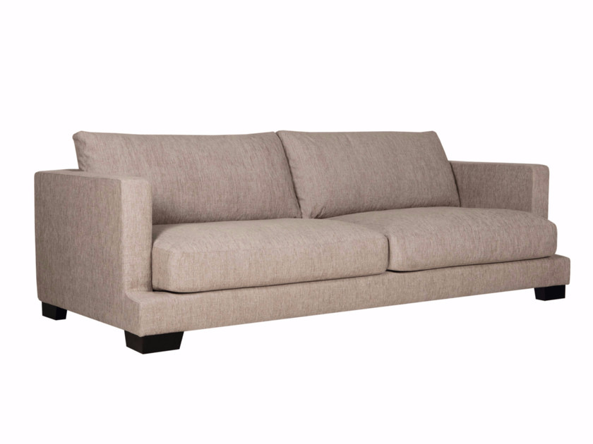 Bon Upholstered 3 Seater Fabric Sofa ASPEN By Sits