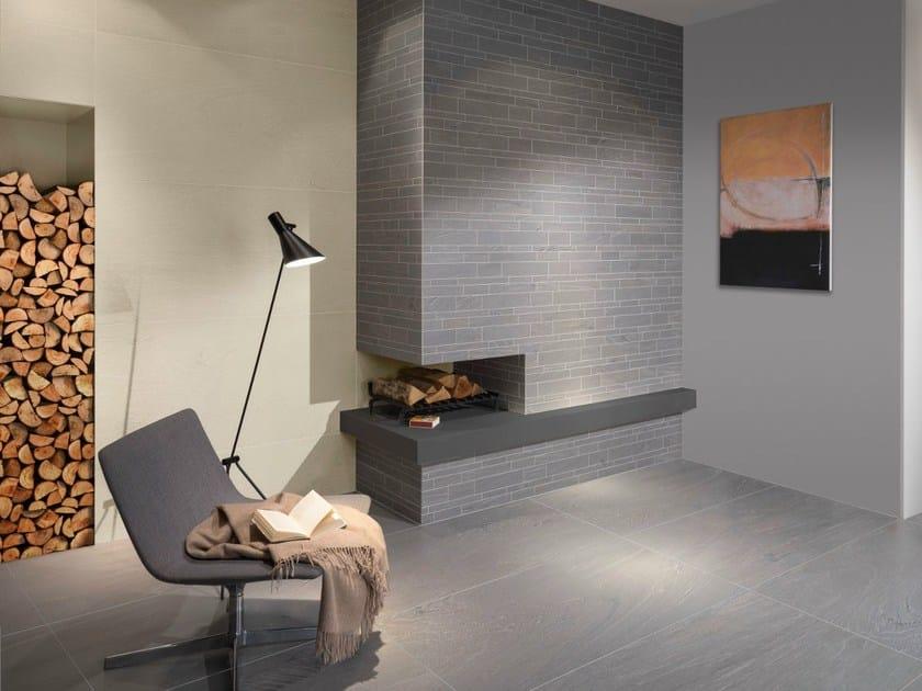 Porcelain stoneware wall/floor tiles with stone effect ASPEN by Villeroy & Boch Fliesen