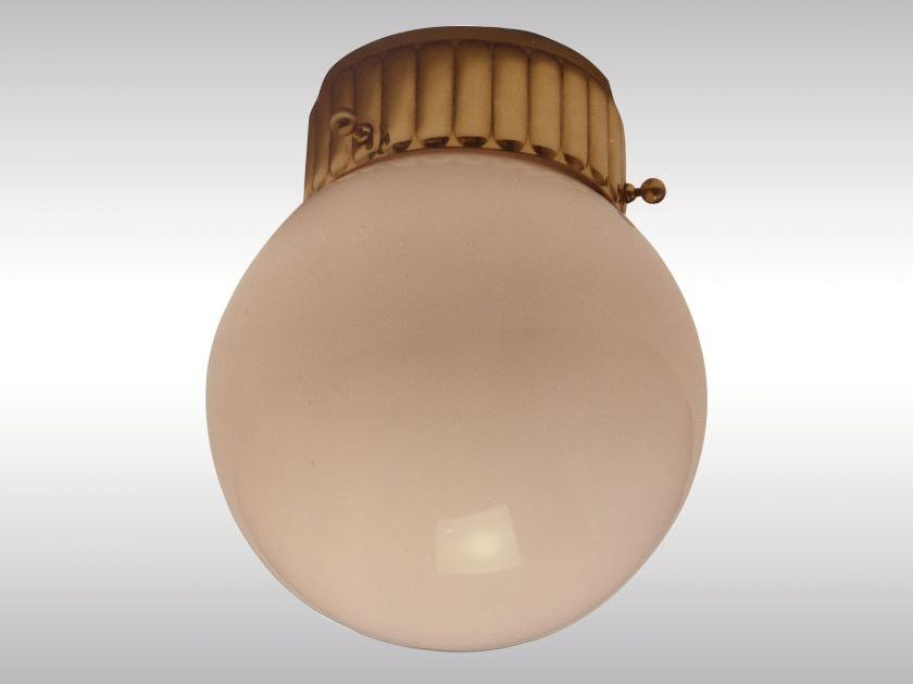 Classic style ceiling lamp AST3 by Woka Lamps Vienna