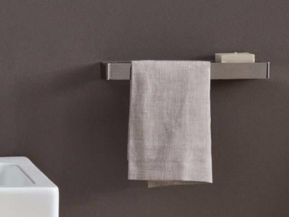 Porta asciugamani mensola bagno asta porta asciugamani nic