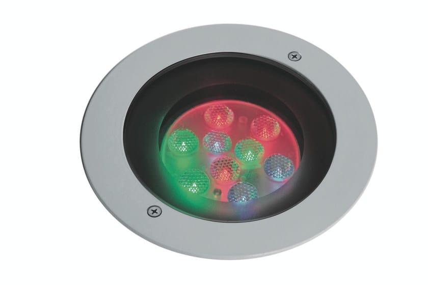 LED RGB die cast aluminium Outdoor floodlight ASTER F.1048 by Francesconi & C.