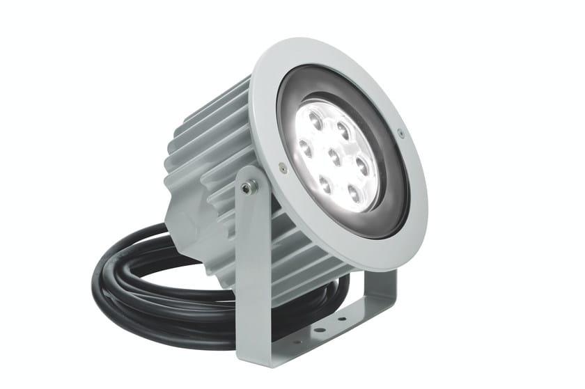 LED aluminium underwater lamp ASTER F.5024 by Francesconi & C.