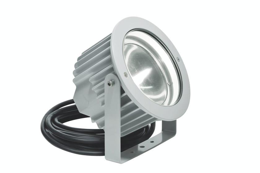 Aluminium underwater lamp ASTER F.5026 by Francesconi & C.