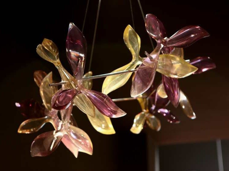 Pendant lamp ASTEROID - FLORA by CEDRIMARTINI