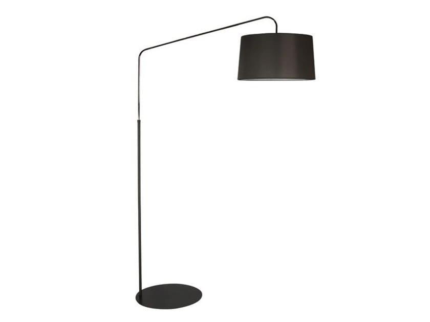 Metal floor lamp ASTON by Flam & Luce