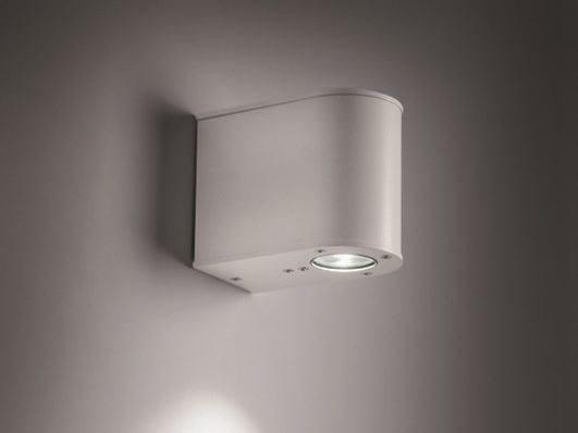 Applique per esterno a led in alluminio astro 1 collezione astro by