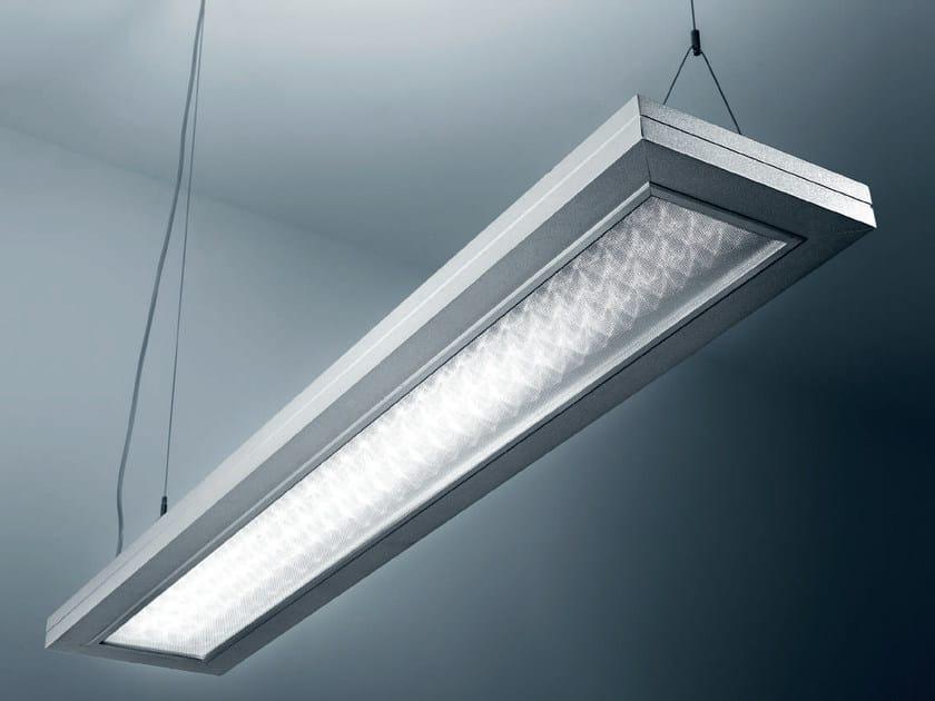 LED aluminium pendant lamp ASTRO by Plexiform