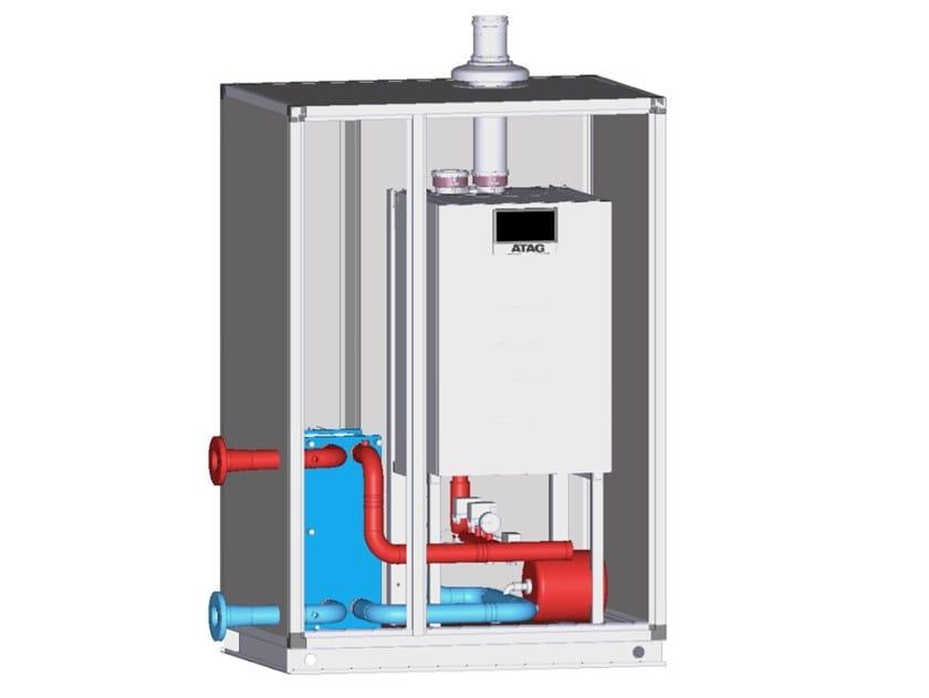 Caldaia a condensazione per esterni ATAG XLWE by ATAG Italia