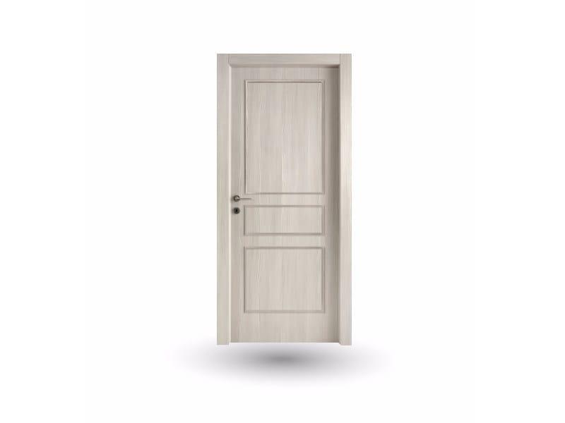 Hinged wooden door ATLANTE A78 CRONO by GD DORIGO