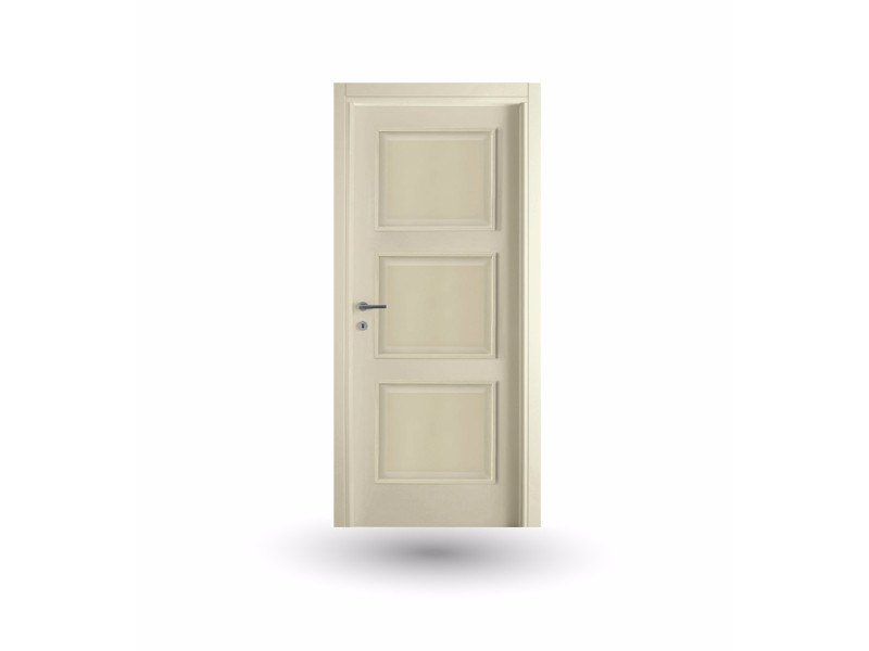 Hinged wooden door ATLANTE A79 TAU by GD DORIGO