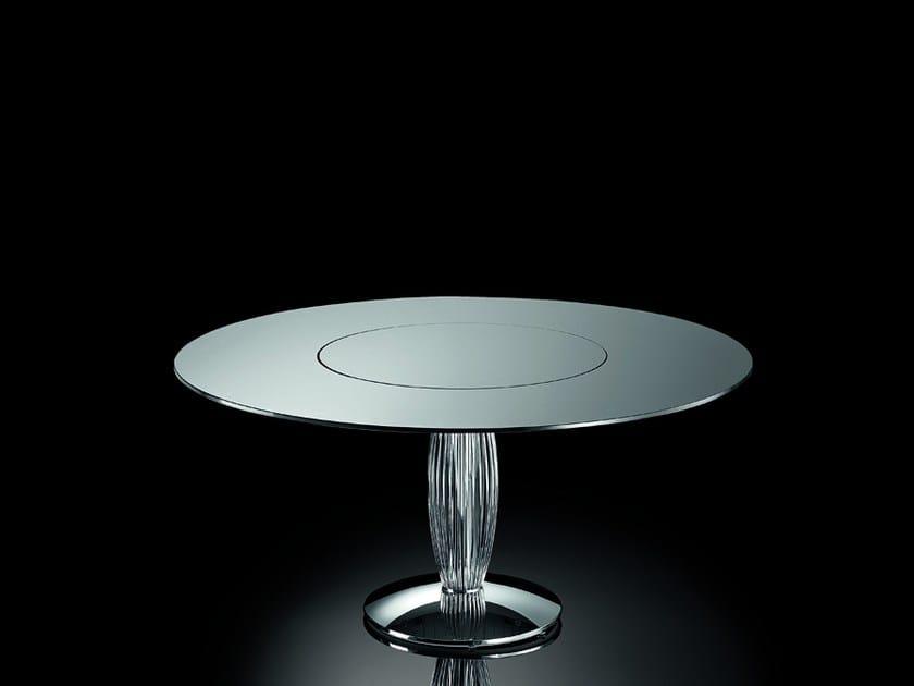 ATLANTIC LAZY   Mesa extensible By NAOS diseño Studio D\'Urbino Lomazzi