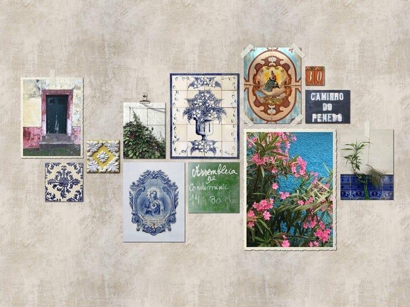 Digital printing wallpaper ATLANTIC SPIRIT by Architects Paper