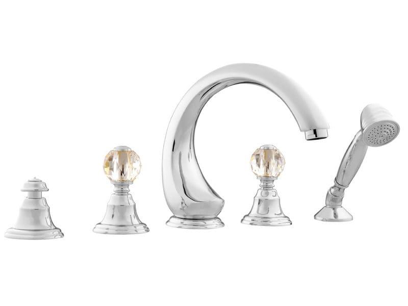 ATLANTICA | Set vasca con cristalli Swarovski®