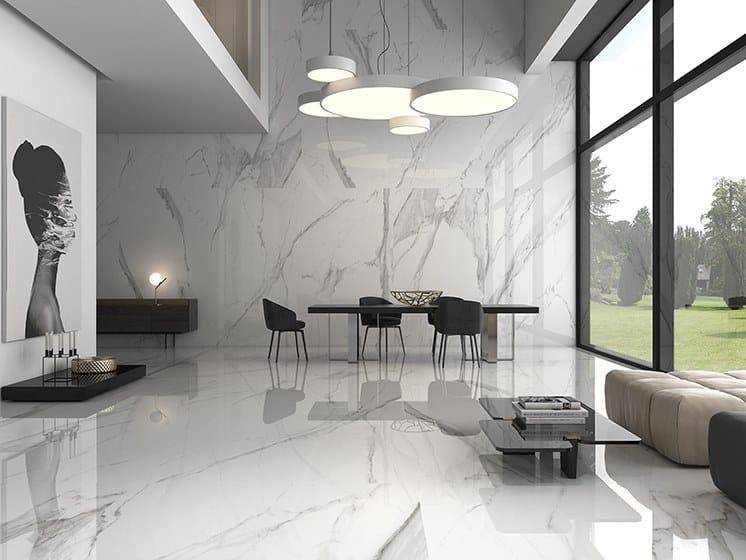 Ultra thin Sintered ceramic wall/floor tiles ATLANTIS | Sintered ceramic wall/floor tiles by ITT Ceramic