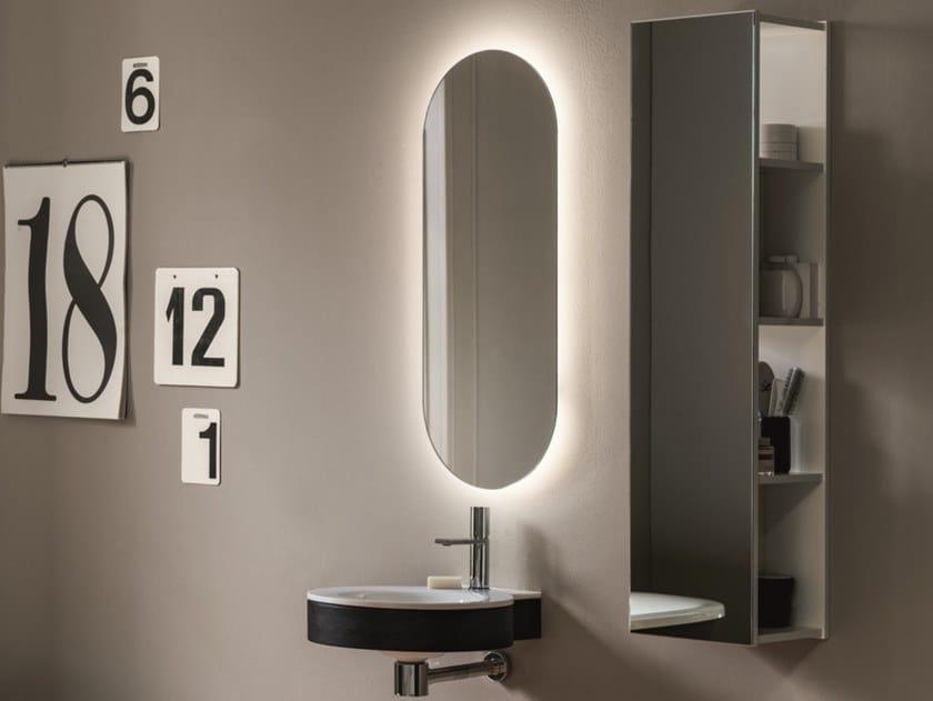 ATOLLO | Specchio ovale
