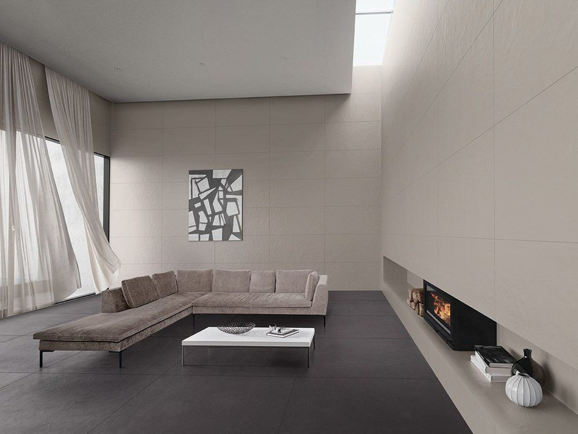 Porcelain stoneware wall/floor tiles ATOM by MARGRES