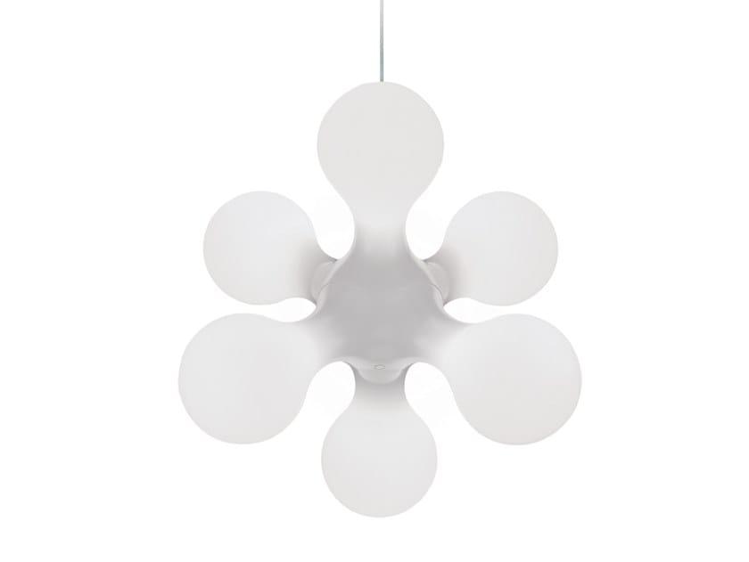 Lámpara colgante de polietileno ATOMIUM | Lámpara colgante by KUNDALINI