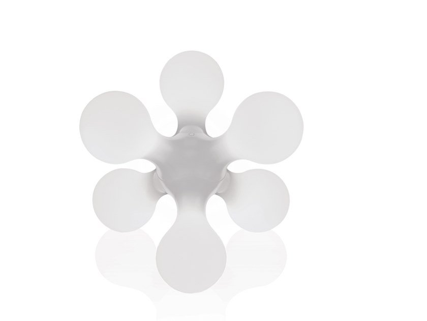 Lampada da tavolo / lampada da terra in polietilene ATOMIUM | Lampada da tavolo by KUNDALINI
