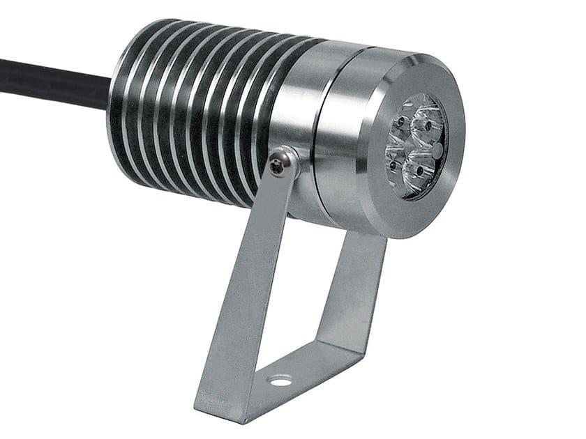 Proiettore per esterno a LED orientabile ATON by Aldabra