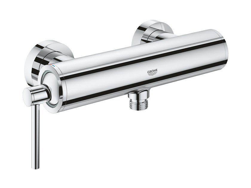 2 hole external shower mixer ATRIO NEW | 2 hole shower mixer by Grohe