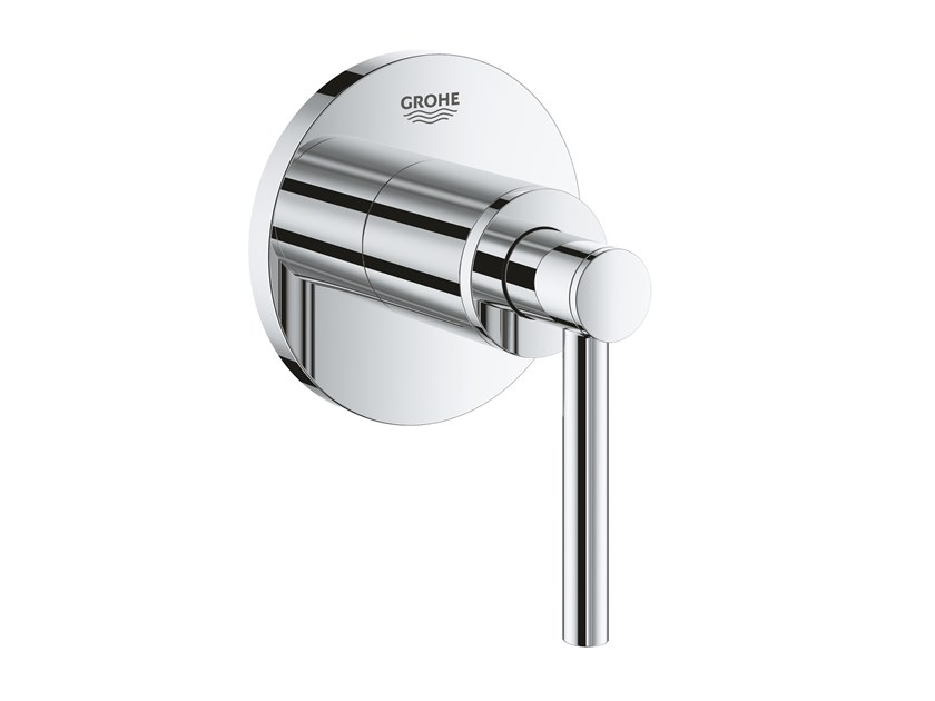External 1 hole shower tap ATRIO NEW | Shower tap by Grohe