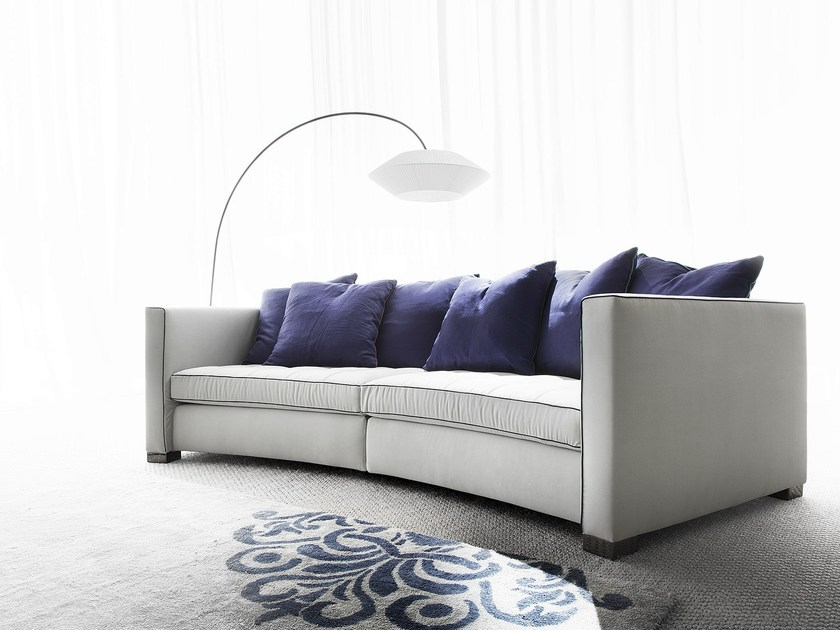 2 seater fabric sofa ATTIMO by ERBA ITALIA