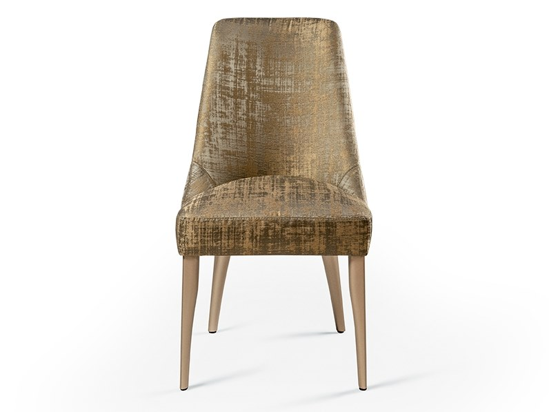Fabric chair AUDREY | Chair by Paolo Castelli